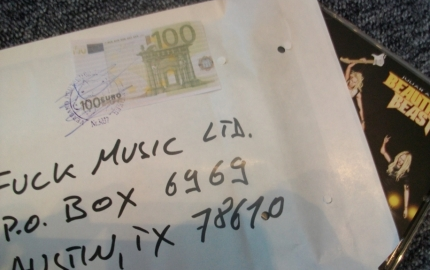 100 Euro Musik Marketing Plan
