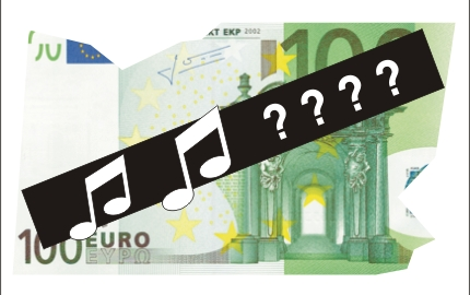 Musikmarketing: Was man mit 100 Euro tun kann